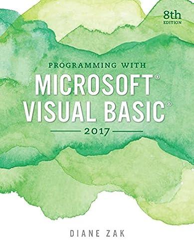 Programming with microsoft visual basic 2015 ebook array amazon com programming with microsoft visual basic 2017 ebook rh amazon com fandeluxe Gallery
