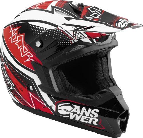 Answer Visor for Nova 2012 Helmet - Syncron Red 454475 ()