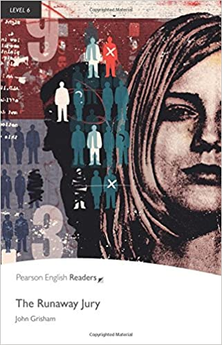 Book Level 6: The Runaway Jury (Pearson English Graded Readers)