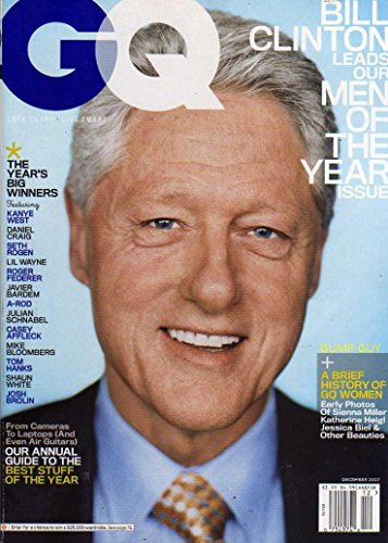 December 2008 - Bill Clinton on - Style Thicke Robin