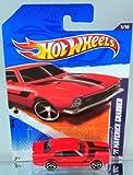 2011 Hot Wheels 81/244 - Street Beasts '11 1/10 - '71 Maverick Grabber (Red)