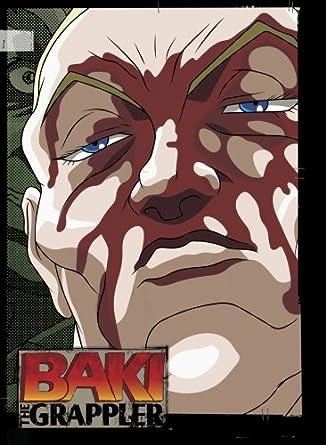 Amazon com: Baki the Grappler : Season 2 Box Set: Movies & TV