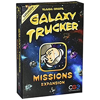 Czech Games Galaxy Trucker: Missions