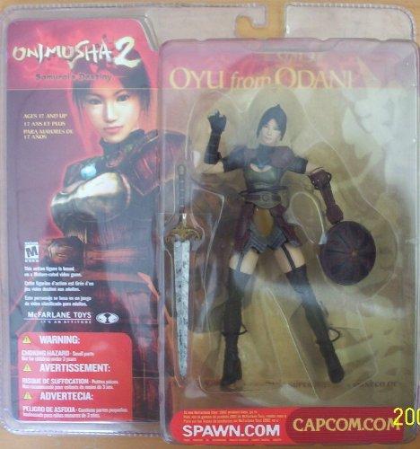 Onimusha 2 Oyu From Odani - Mcfarlane Action Figure