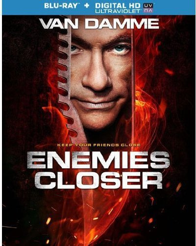 Blu-ray : Enemies Closer (Ultraviolet Digital Copy, Widescreen, AC-3, Digital Theater System, )