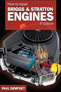 Briggs stratton repair manual for single cylinder 4 cycle engines how to repair briggs and stratton engines 4th ed fandeluxe Choice Image