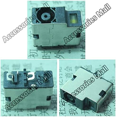 ShineBear DC Power Jack Connector for HP Probook 430G3 440G3 450G3 340G2 245G2 Envy M6 M6-1000 17-e TPN-Q1 TPN-L1 M7-J M6-W M6-P M6-N M6-K Cable Length: 20 PCS