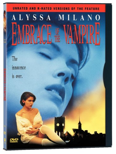 Embrace Of The Vampire  Unrated And R Rated Versions Of The Feature