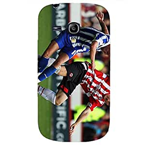 Special Design Sheffield United FC Phone Case Cover For Samsung Galaxy S3 mini Sheffield United FC Stylish Pattern