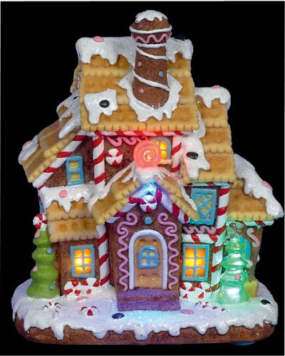 Gingerbread House Christmas Decorations Uk Www
