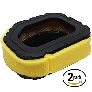 2-Pack Replacement MTD 17AF2ACP977 (2009) 17-Z-Series Air Filter - Compatible MTD 3288303-S1 Filter