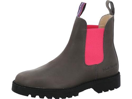 Damen Jackaroo Grau Pink 105pk 549207 Stiefeletten Heeler Blue QthxsrdC