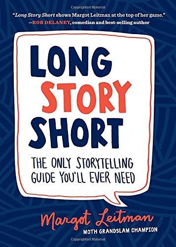 Long Story Short Storytelling Guide product image