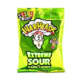 Warheads Extreme Sour Hard Candy Assorted Flavors