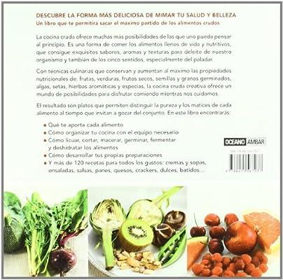 Cocina Cruda Creativa (Cocina natural): Amazon.es: Viladevall, Edgard, Passola, Mercè: Libros