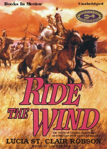 Ride The Wind by Lucia St. Clair Robson from Books In - St Clair Square
