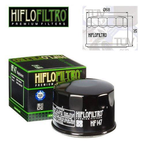 FILTRO OLIO MOTORE HIFLO HF147 PER YAMAHA FZS 600 SP FAZER 2000