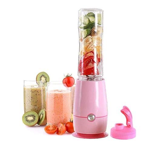 Mini taza de jugo, licuadora de jugo portátil, licuadora de frutas ...
