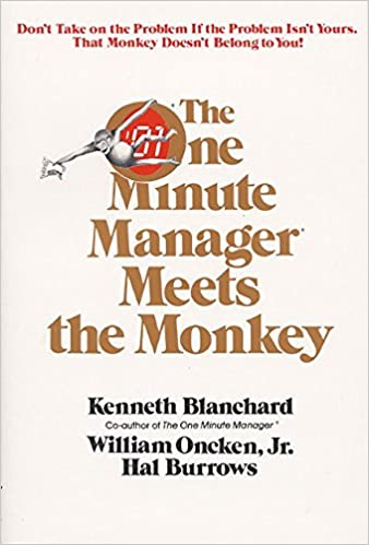 One Minute Manager Meets The Monkey Book