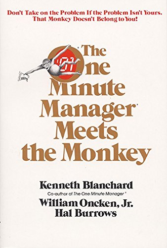 The One Minute Manager Meets the Monkey
