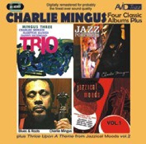 (4 Classic Albums- Charles Mingus - Blues & Roots/Mingus)