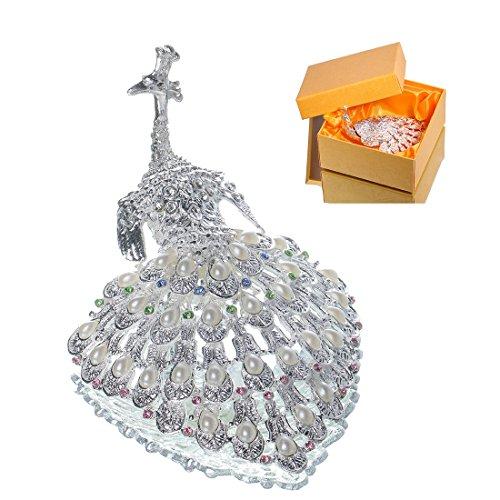 Bejeweled Trinket Box - 8