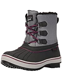 Skechers Women's Highlanders-Polar Bear Snow Boot