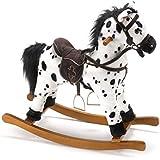 Bayer Chic 2000 405 06 Carlotta, le cheval à bascule sonore.