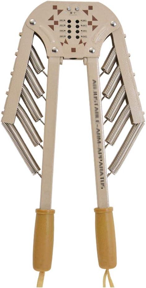 30 40 50 60KG Adjustable Power Twister Chest Expander Arm Strength Exerciser UK