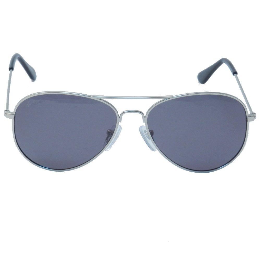 Gafas de Sol Knockaround Mile High Silver / Smoke Polarizada ...