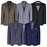 Cavani Men's Formal Blazer Jacket