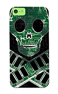 Resignmjwj Case Cover Protector Specially Made For Iphone 5c Hacker Computer Sadic Dark Anarchy (15)
