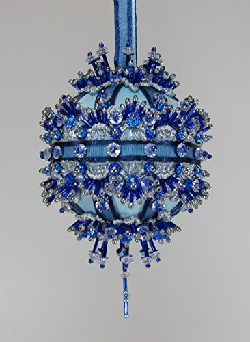 The Glimmer Tree Camelot Beaded Ornament Kit 3