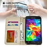S5 Case, UrSpeedtekLive Galaxy S5 Wallet