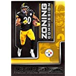 4b72fc3d803 2018 Playbook Zoning Commission Football  3 James Conner Pittsburgh Steelers...  Football Cards