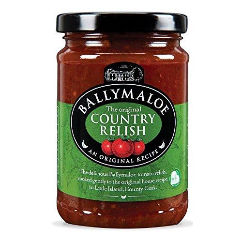 Ballymaloe Irish Country Relish - 310g (Pack of 6) -