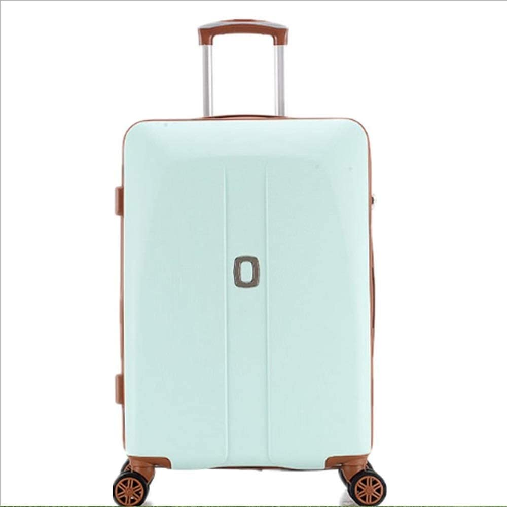 Chengzuoqing-Home Caja de la Carretilla Maleta expandible para Equipaje Spinner Hardshell con Bloqueo TSA 20 22 24 26 Viaje Ligero (tamaño : 20): Amazon.es: Hogar
