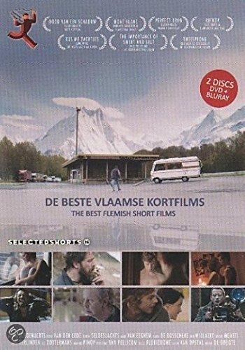 Selected Shorts 15 - The Best of Flemish Short Films ( Death of a Shadow (Dood van een Schaduw) / The Importance of Sweet and Salt / Kiss Me [ Origen Holandés, Ningun Idioma Espanol ] (Blu-Ray)