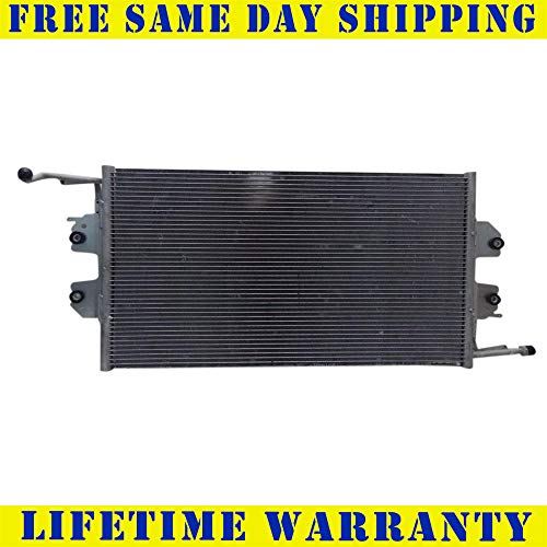 Price comparison product image A / C AC Condenser For GMC Chevrolet Fits Savana 2500 Express 2500 4722