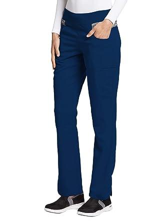 743993640e1 Amazon.com: Grey's Anatomy Impact 7227 Women's 4-Pocket Space Dye ...