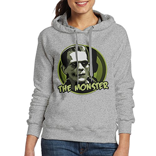 [NVVM Women's Fictional Character Pullover Hoodies Sweats M] (Good Story Book Character Costumes)