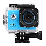 Best Waterproof Camera With WiFis - Action Camera - 4K Ultra HD WIFI Sports Review