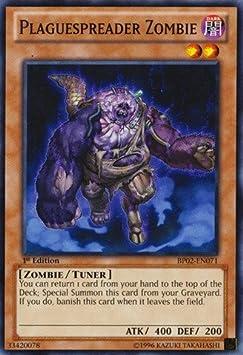 Zombie Card