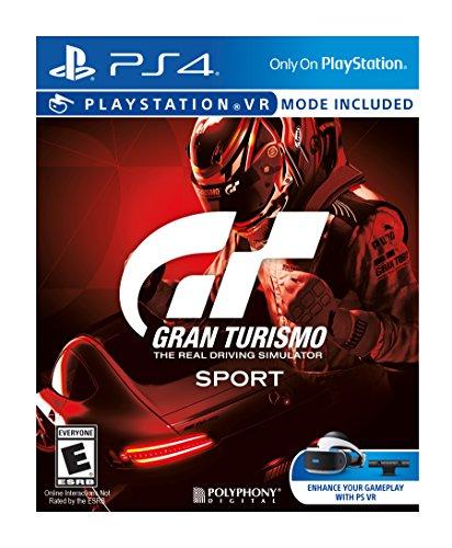 Sony Gran Turismo Sport