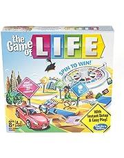 Hasbro Gaming The Game of Life Board Game, Standard, Standard