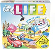Gaming The Game of Life Board Game Ages 8 & Up (Amazon Exclusive)