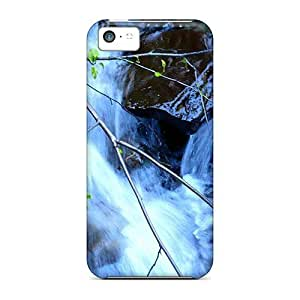 Hot Fall Falls First Grade Tpu Phone Case For Iphone 5c Case Cover