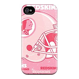 Franiry79c24 Scratch-free Phone Cases For Iphone 6plus- Retail Packaging - Washington Redskins