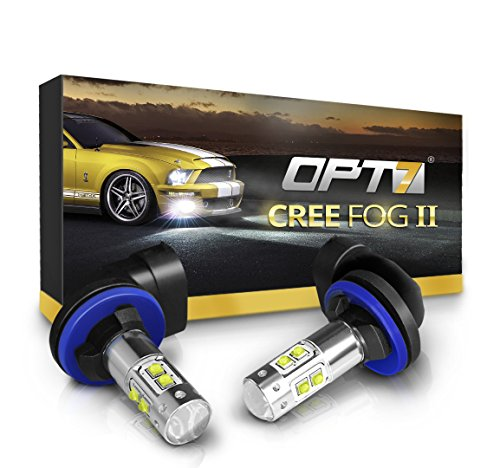 881 fog light bulb 8000k - 4