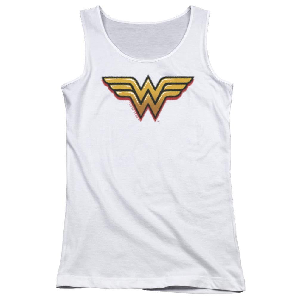 Airbrush Ww Tank Top f/ür Junge Frauen Wonder Woman